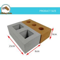 Playground outdoor children's educational toy eva large soft volume brick building