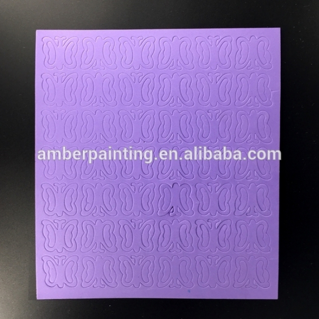 Non toxic material color custom eva foam sheet 7mm