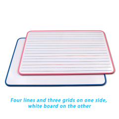 white writing board kids school classroom mini white board