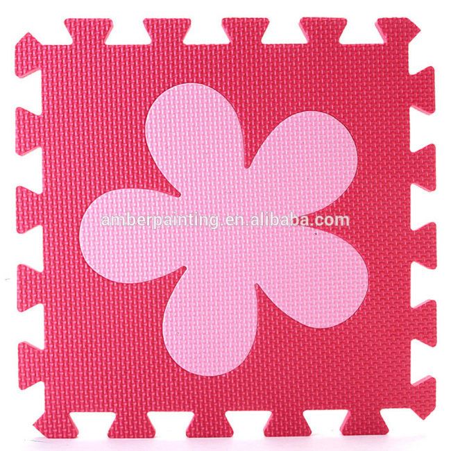 2018 children custom 1000 pieces tatami eva foam puzzle mat