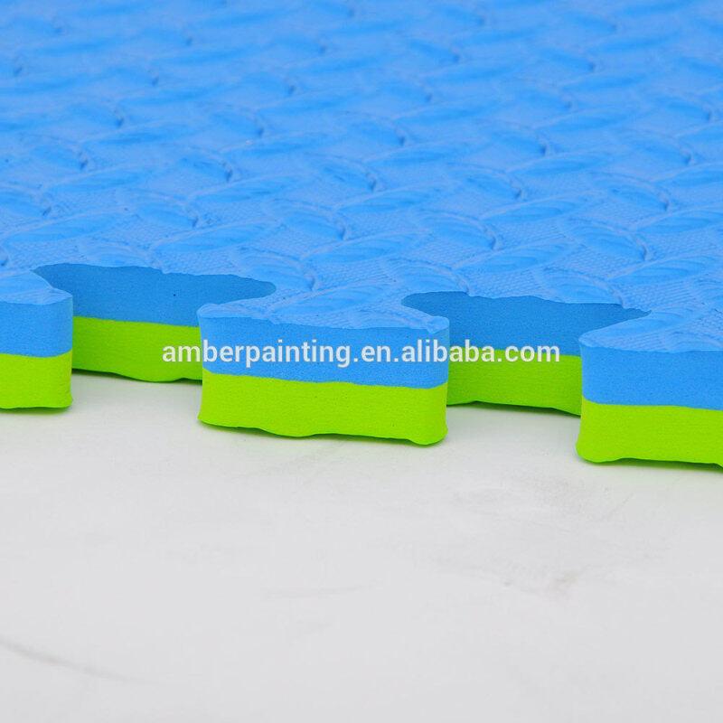 baby antislip toys eva plain sports mat educational dance mat