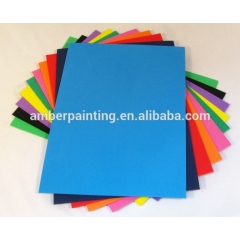 Self adhesive A4 size eva foam sheet 5mm 20mm