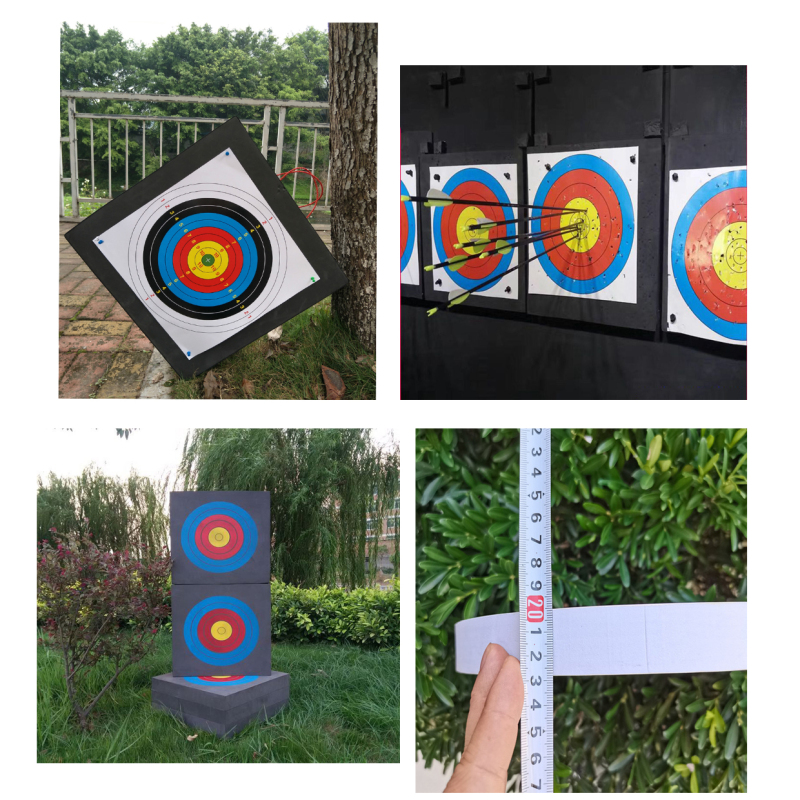 EVA Foam High Density Foam Professional Shooting foam target archery   shooting accessories