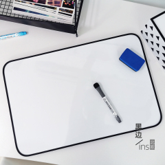 erasable whiteboard small dry erase board set