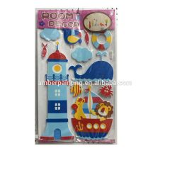 Top grade Cheapest various design bath eva sticker for kids