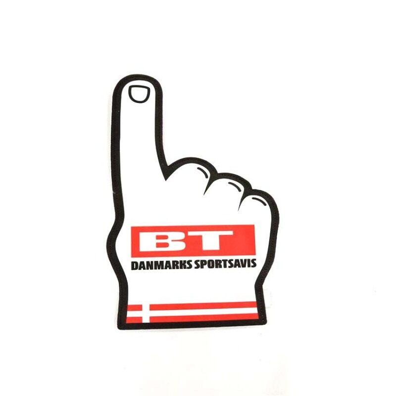 sports foam hand sponge/EVA hand foam middle finger giant foam middle finger