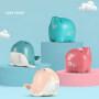 Baby bathing animal bath  mini bath tub toy  grey bath toy