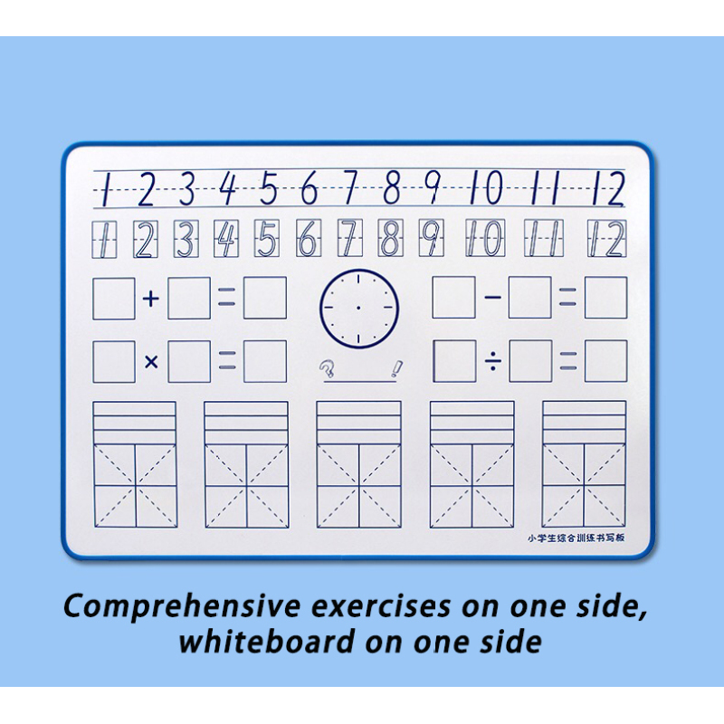 Educational small  magnetic toy whiteboard for kids dry erase board     magic board    whiteboard prices
