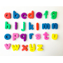DIY child customized fridge magnetic puzzle letters and number