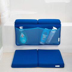 Classic design OEM bath time kneeling pad bath tube kneeler set