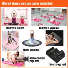 Wholesale multifunctional yoga blocks natural  yoga block cover