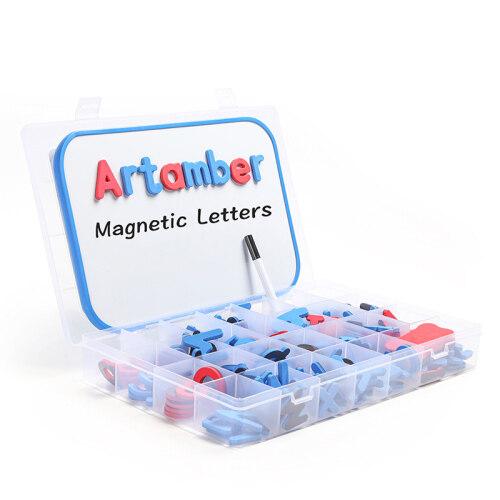 2020 Amazon Best selling EVA magnetic alphabet letters