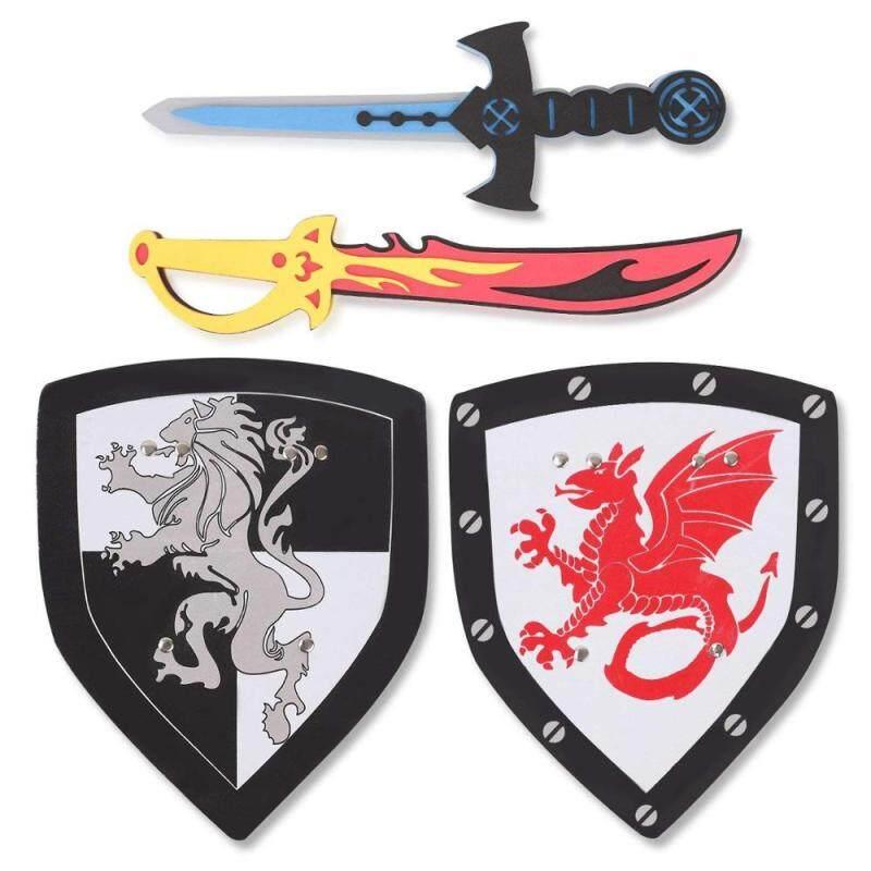 children custom weapon eva foam diamond sword for child