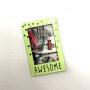 Promotion Magnetic Refrigerator high quality magnet photo frame