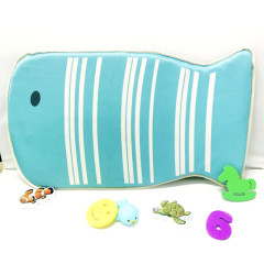 Bathroom pad neoprene anti-slip baby bath kneeler for Baby Shower Security Holder Soft Mat Cushion