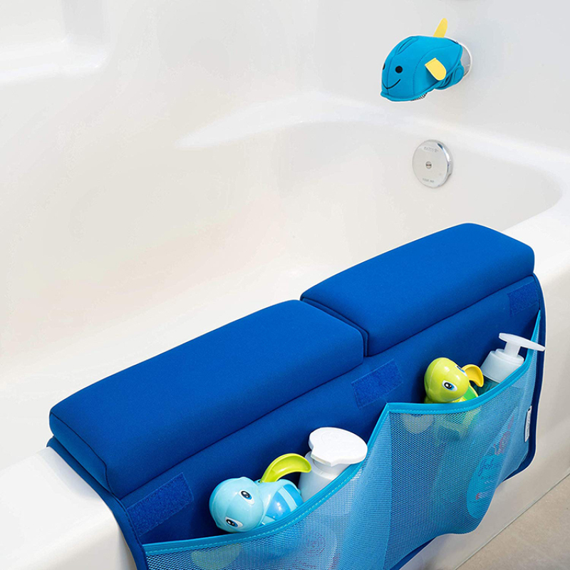 Hot sell foldable anti slip custom size bath tub mat
