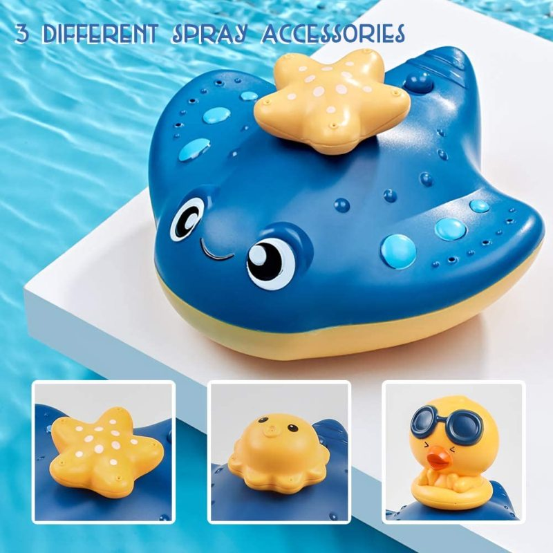 Baby Bath Toys Water Spray Bath Toys for Toddlers ready to ship