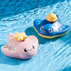 ODM electric bathroom funny bath toy small bathing toys for kids  baby bath toys game bath for baby