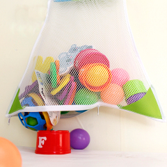 Hot sale lovely design bath toy mesh bag storage organizer