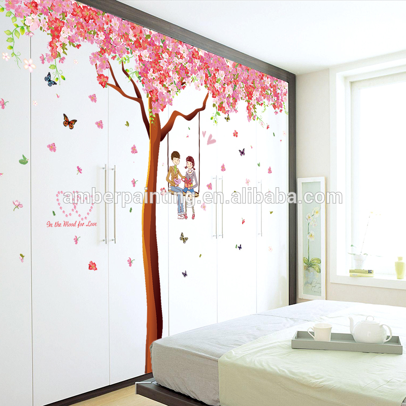 baby butterfly wall decals for children's room or living room