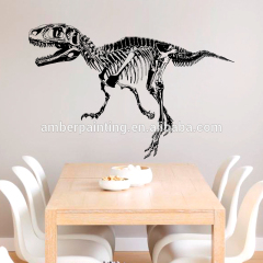 promotion item toy giveaway dinosaur vinyl motivational wall decals