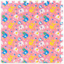 Christmas gift soft eva puzzle play mat for kids
