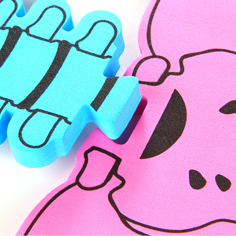 A313 eva animals 3d foam puzzle diy toy