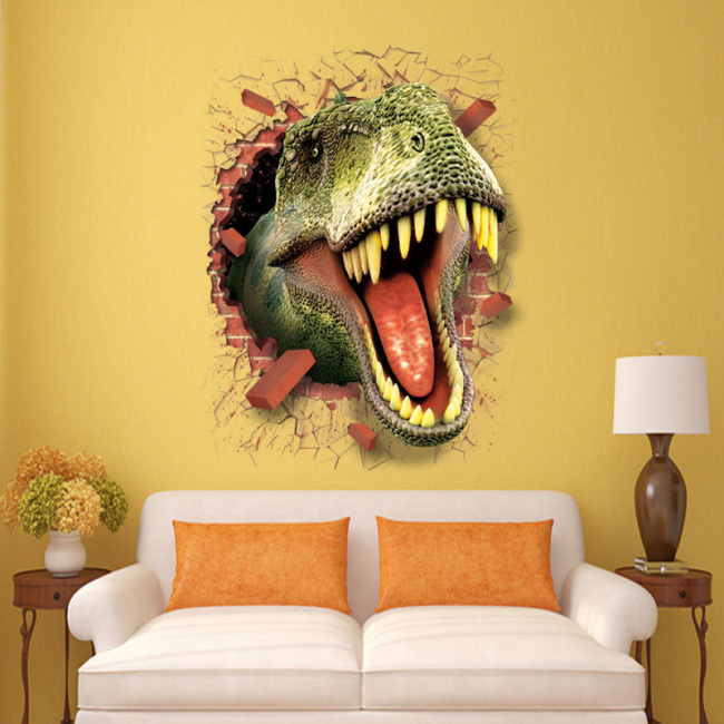 removable 3d wall decal stickers quotes of animals