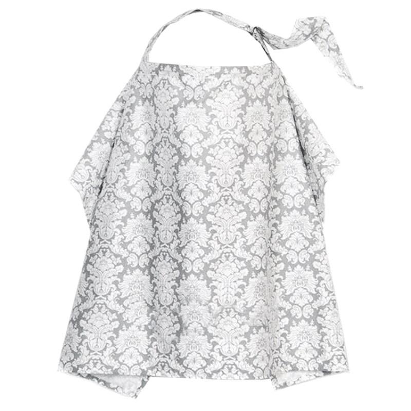 customize baby breastfeeding nursing cover organic cotton scarf wholesale multi use