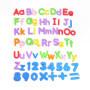 Wholesale custom children's educational toys magnetic alphabet game set