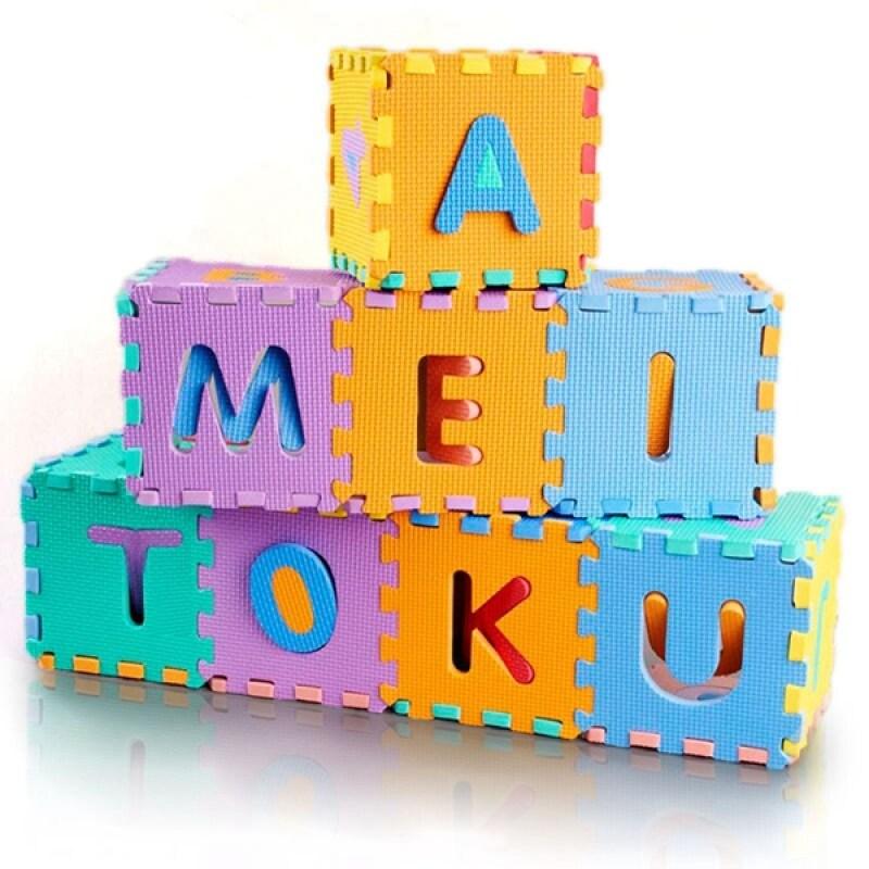 Wholesale Non Toxic EVA Foam Mat Educational Tatami Puzzle Floor Mat