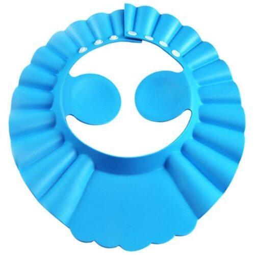 Wholesale OEM EVA foam shower baby cap baby shower caps with ear
