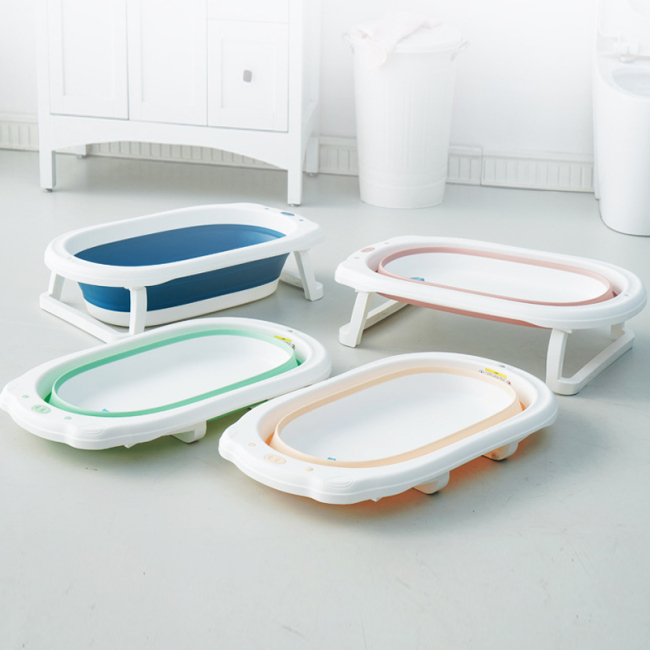 Wholesale accessories products online foldable baby bath tub