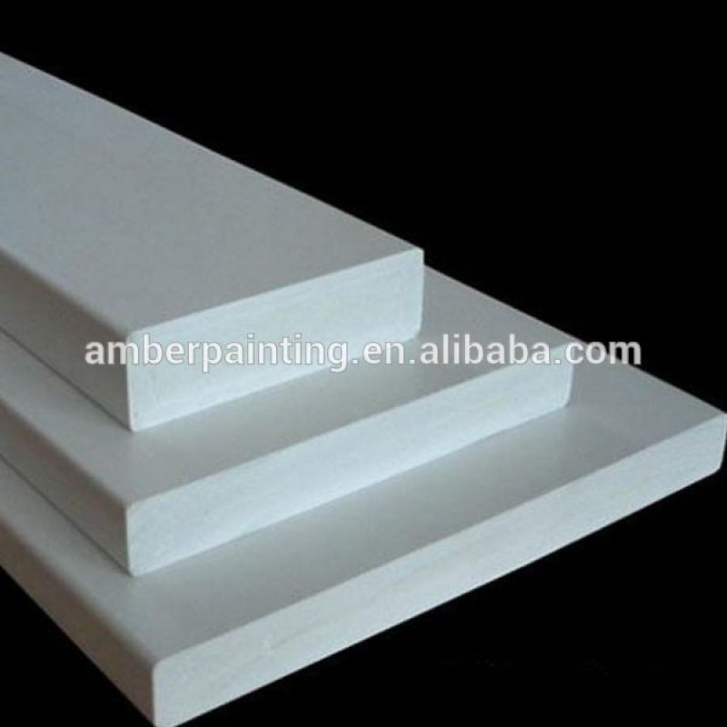 White PVC Foam board hard PVC Foam Sheet