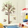 Eco-friendly home decoration custom tree wall art decals wallmonkeys decal