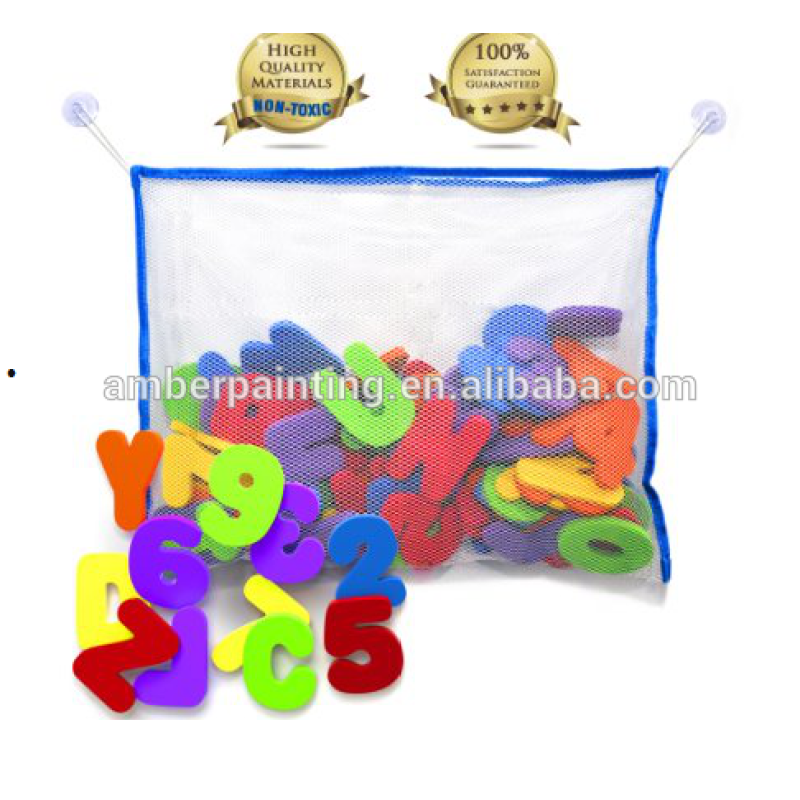 letters and numbers baby abc for foam bath toys