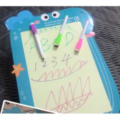 Wholesale light magnet drawing board a4/ a3 big light luminous drawing board kids