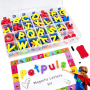 Kids toys buy online Amazon hot sales  magnet toys educational  letter and number kids learning toys
