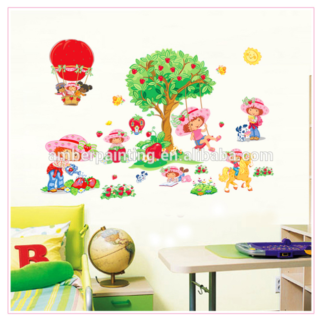 kitchen art sticker for wall decoration about family