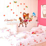 kid custom home animals wall decals for boys
