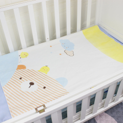 waterproof portable diaper changing pad for newborn baby