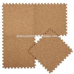 safe baby cheap eva foam play cork gym mat