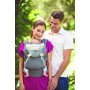 Customized wholesale portable lightweight baby carrier bag baby carrier mesh