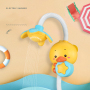 Custom toy in the bathroom for kids  swimming pool toy for kids   swimming fish toy
