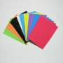 High quality custom size colored plain eva foam craft sheet