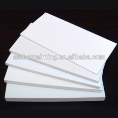 White PVC Foam board hard PVC Foam Sheet