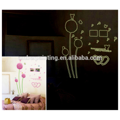 Family vinyl wall stickers decoration stickers with 45*60cm