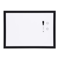 Magnetic Framed Dry Erase White Board