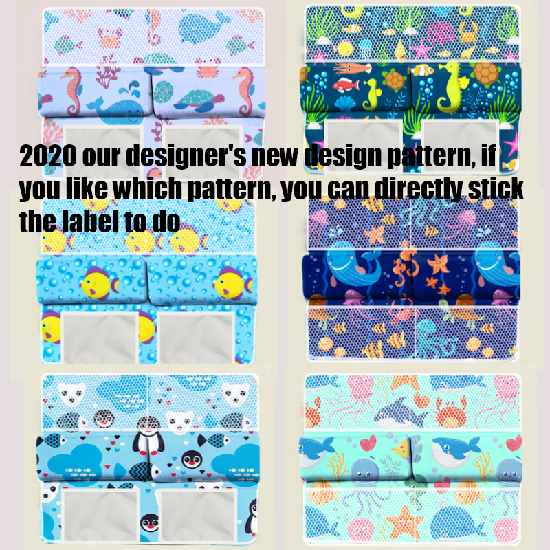 2020 New Design baby bath kneeler pad and elbow rest