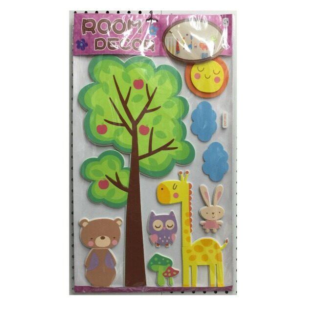 Top grade Cheapest various design bath eva sticker for kids